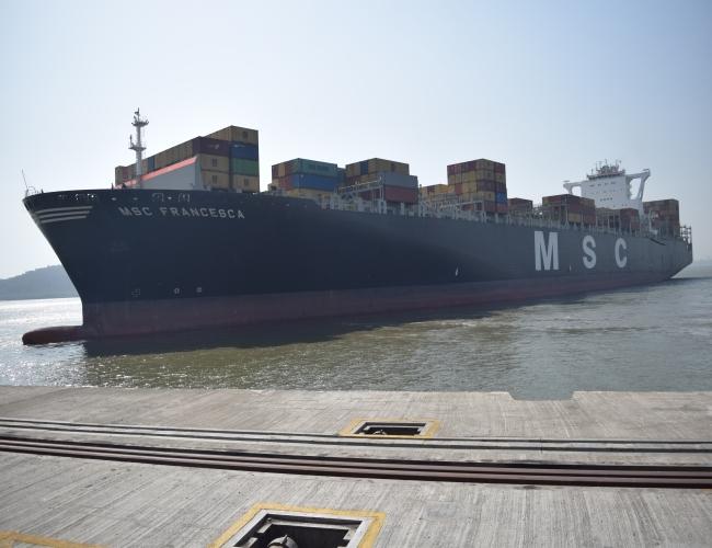 MSC Franscenca1
