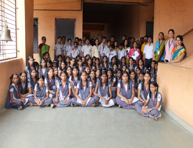 Global Volunteering Week GEP at Phunde School 5th Dec 2019 1