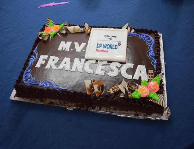 MSC Franscenca5