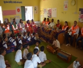 CSR Activities Panje School Swachchata Abhiyaan2