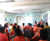 Refresher training for QC, RTG, RS-ECH operators