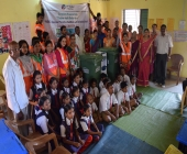 CSR Activities Panje School Swachchata Abhiyaan5