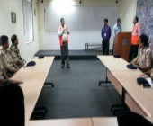 Training to CISF Commandant