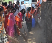 CSR Activities Panje School Swachchata Abhiyaan9