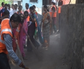 CSR Activities Panje School Swachchata Abhiyaan8